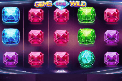 gems gone wild red tiger casino slots 480x320
