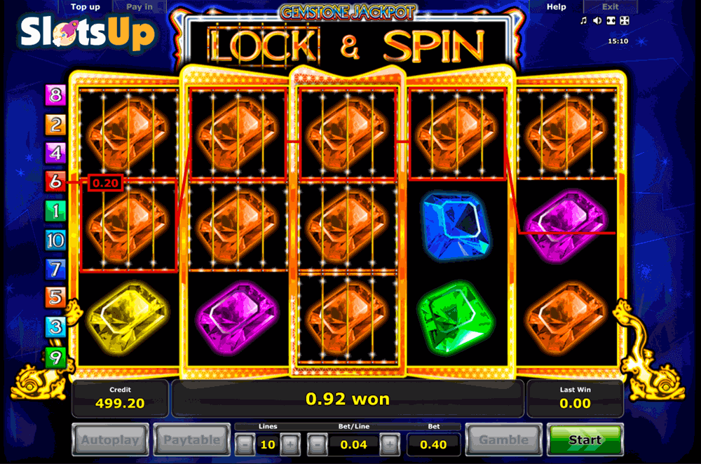 Gemstone Jackpot Slot Machine Online ᐈ Novomatic™ Casino Slots