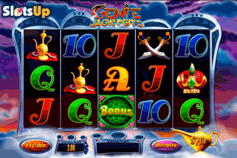 Genie Jackpots Slot Machine Online ᐈ Blueprint™ Casino Slots