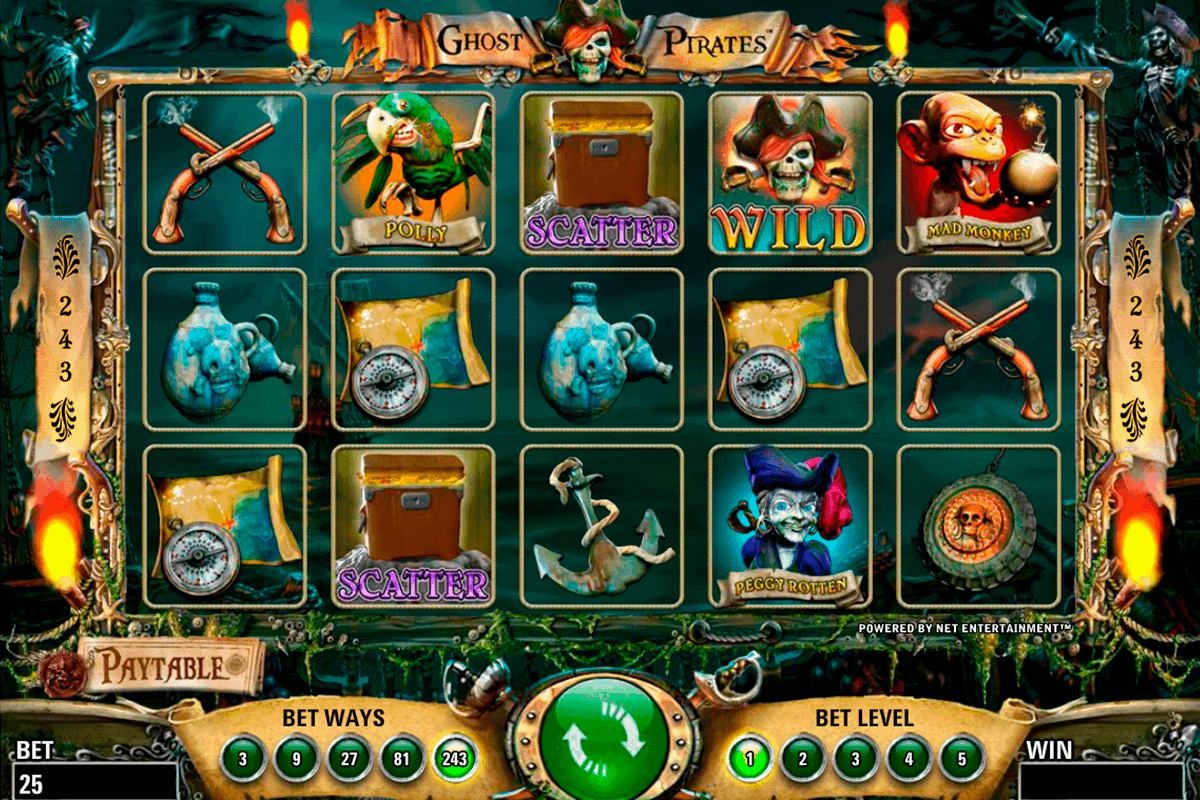 Pirate Slot - Play Free GameOS Casino Games Online