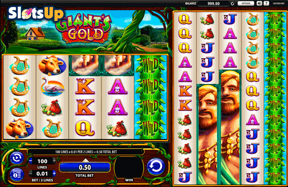 GIANTS GOLD WMS CASINO SLOTS