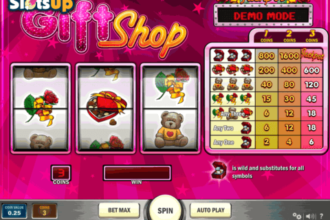 GIFT SHOP PLAYN GO CASINO SLOTS