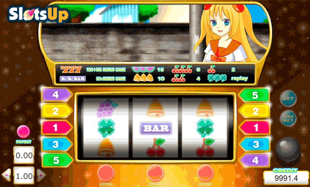 Pin Up Girls Slot - Play iSoftbet Casino Games Online