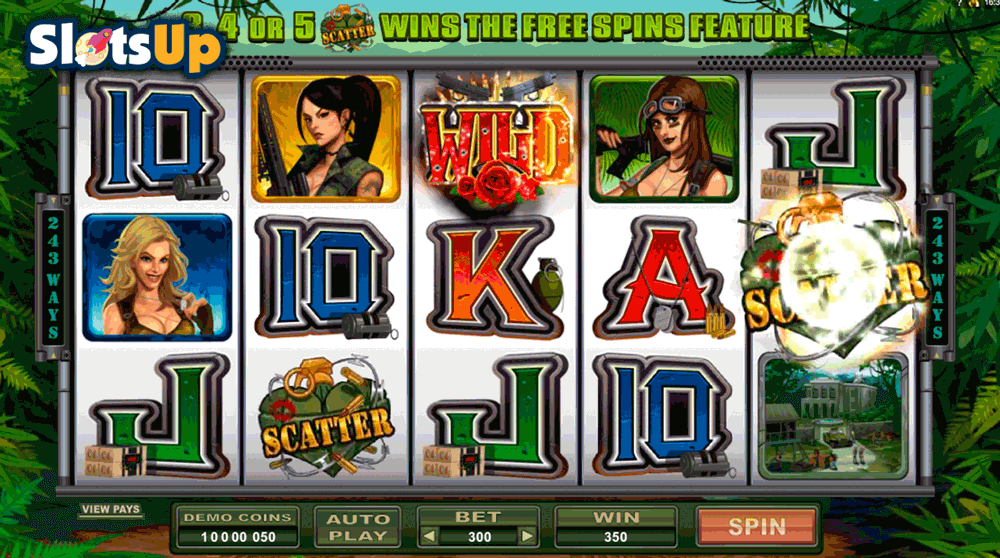 Jungle Trouble Slot Machine Online ᐈ Playtech™ Casino Slots