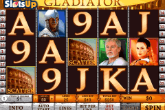 gladiator playtech casino slots