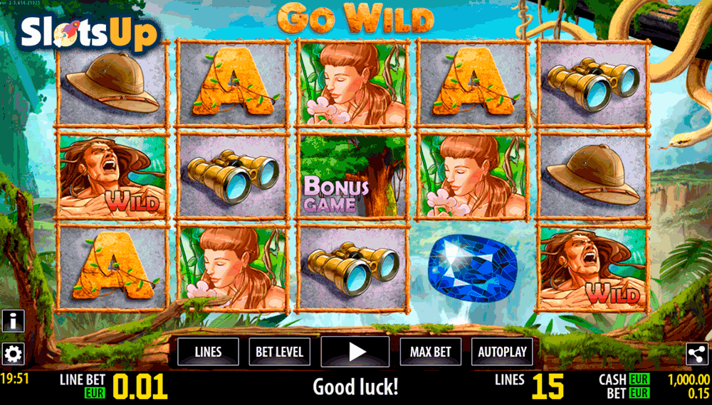 GoWild Casino & Mobile Review