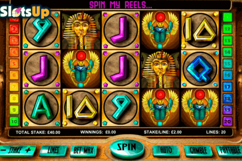GODS OF THE NILE II OPENBET CASINO SLOTS