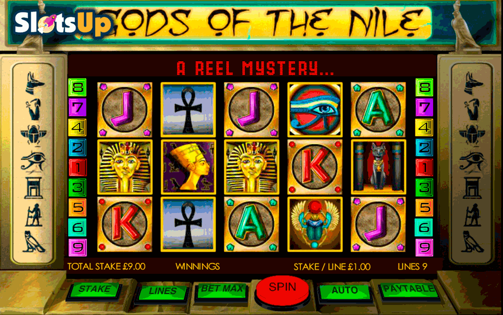 Gods of the Nile II Slot Machine Online ᐈ OpenBet™ Casino Slots