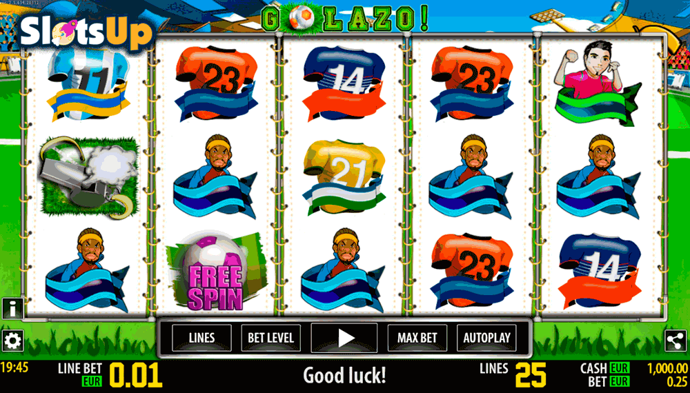 GOLAZO HD WORLD MATCH CASINO SLOTS