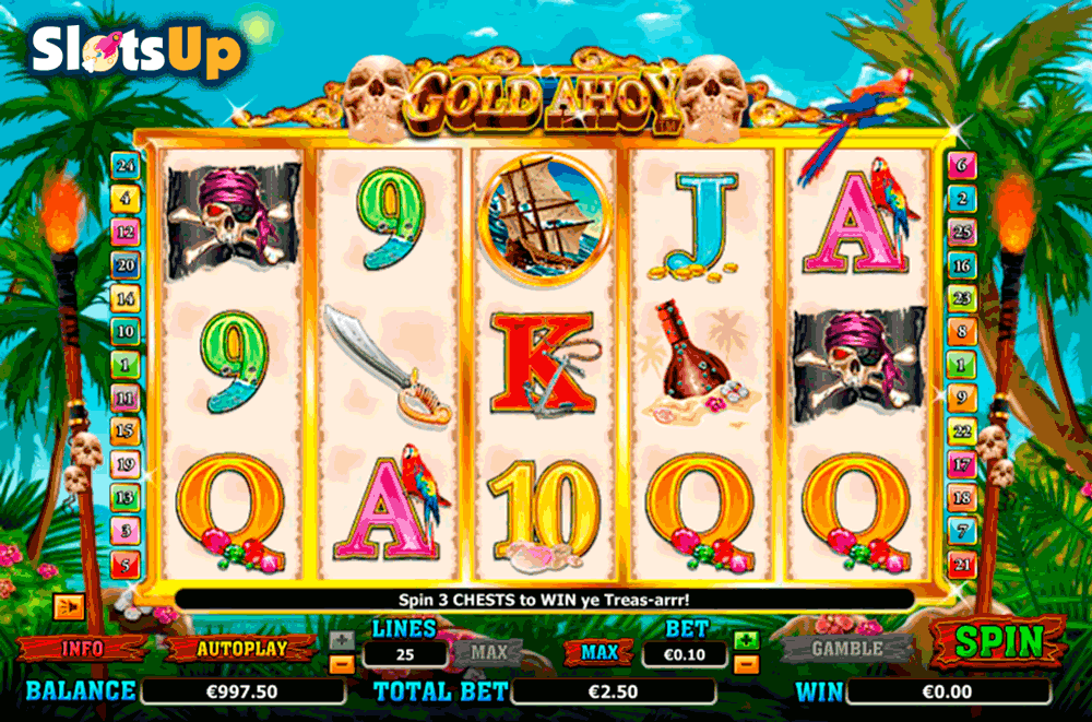 gold ahoy nextgen gaming casino slots