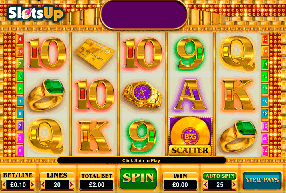 Golden City Slot Machine - Available Online for Free or Real