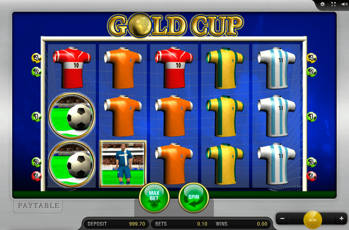 Euro Golden Cup Slot Review & Free Online Demo Game