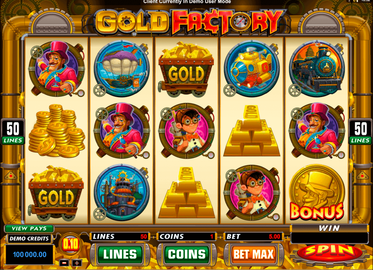 Fruit Slots - Free Online Microgaming Slot Machine Game