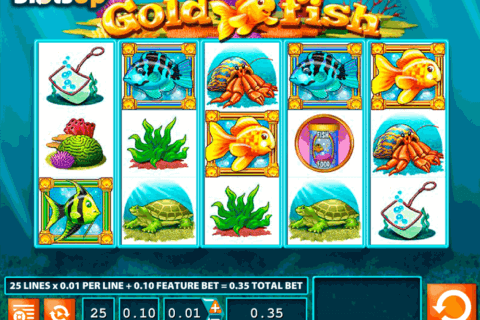 gold fish wms casino slots