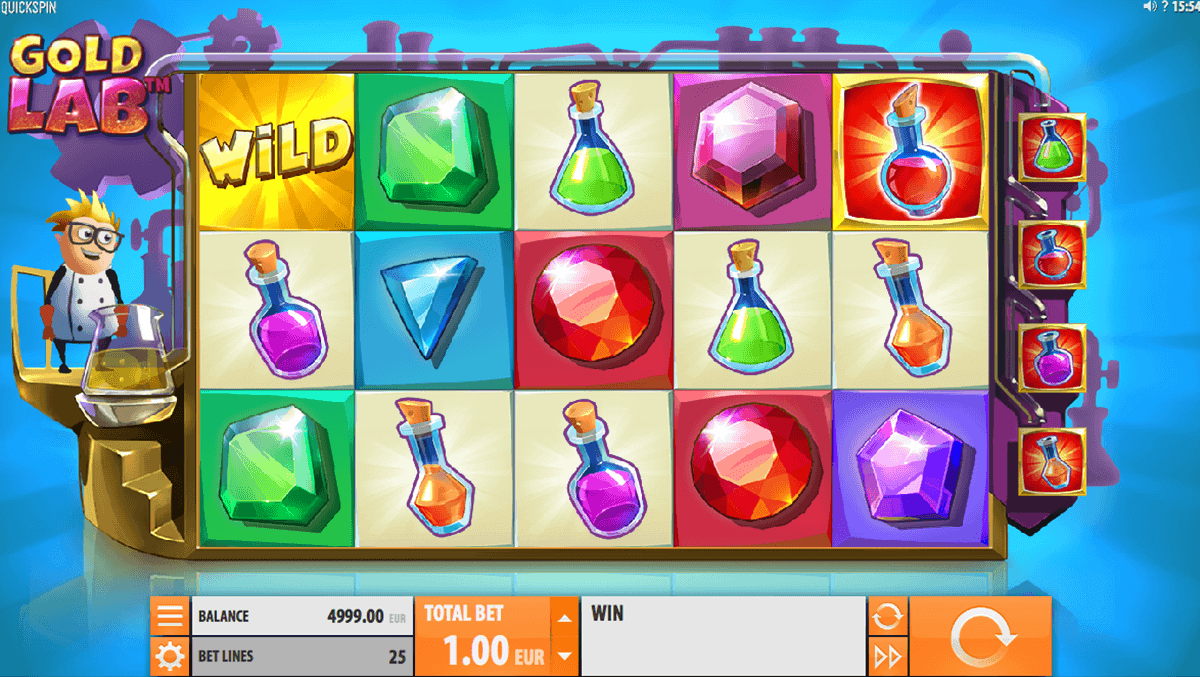 Spiele The Lab - Video Slots Online
