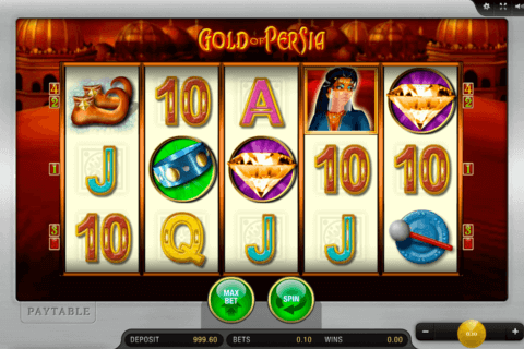 GOLD OF PERSIA MERKUR CASINO SLOTS