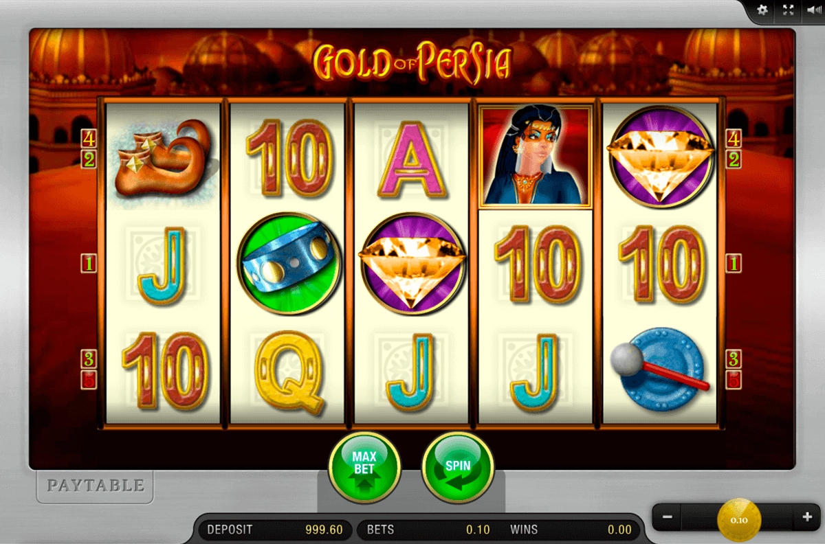Gold of Persia Slot Machine Online ᐈ Merkur™ Casino Slots