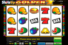 GOLDEN 7 NOVOMATIC CASINO SLOTS