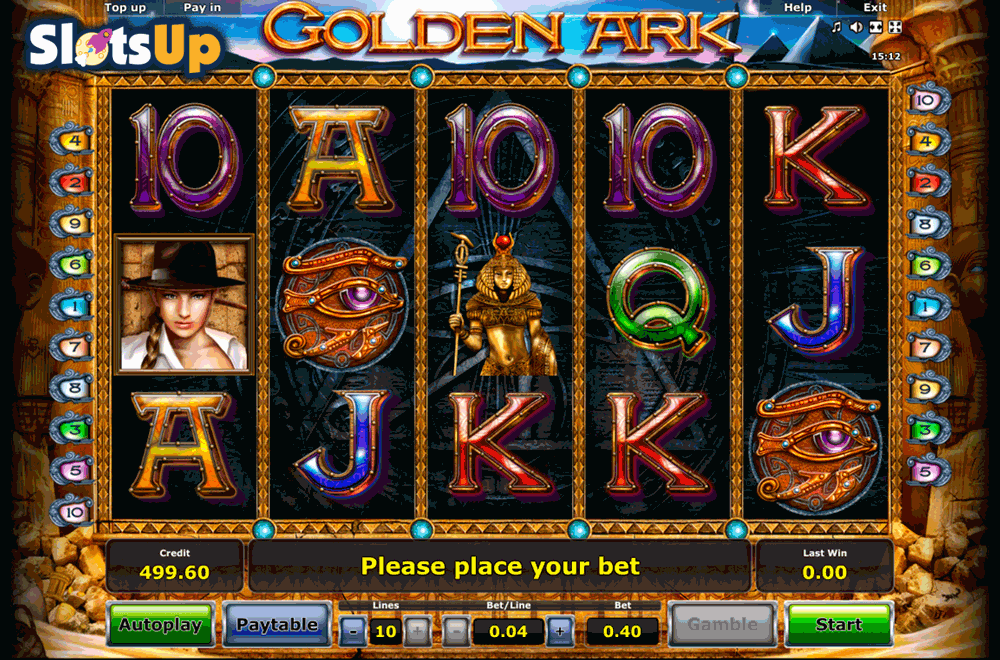 Golden Ark Slots - Free Play & Real Money Casino Online