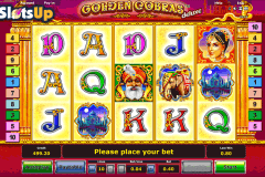 GOLDEN COBRAS DELUXE NOVOMATIC CASINO SLOTS