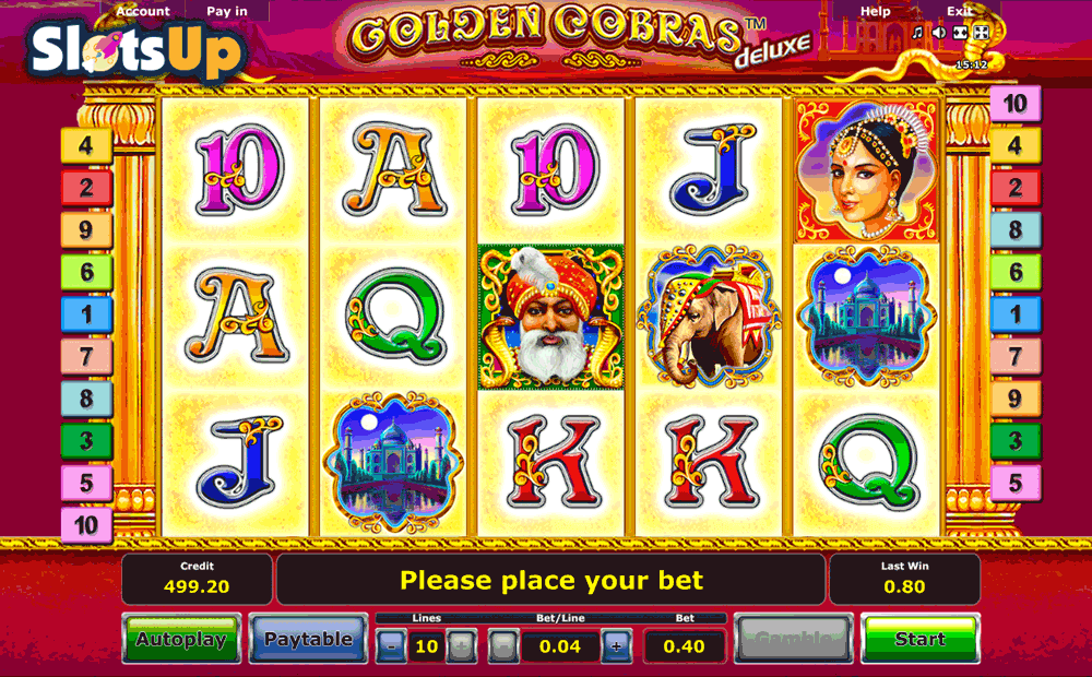 slot machine deluxe gratis
