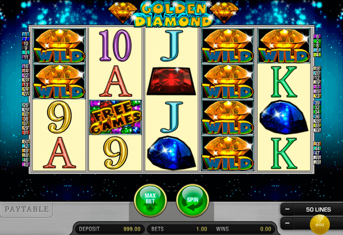 golden diamond merkur casino slots
