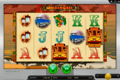 GOLDEN GATE MERKUR CASINO SLOTS
