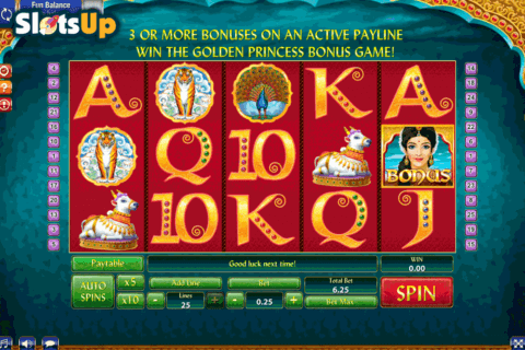GOLDEN INDIA GAMESOS CASINO SLOTS