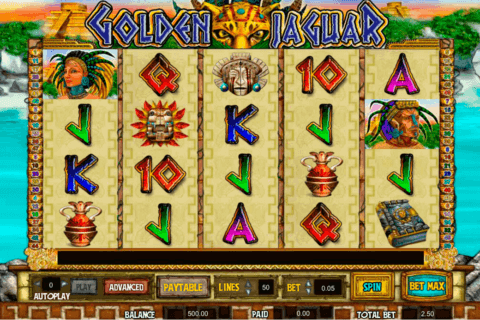 GOLDEN JAGUAR AMAYA CASINO SLOTS