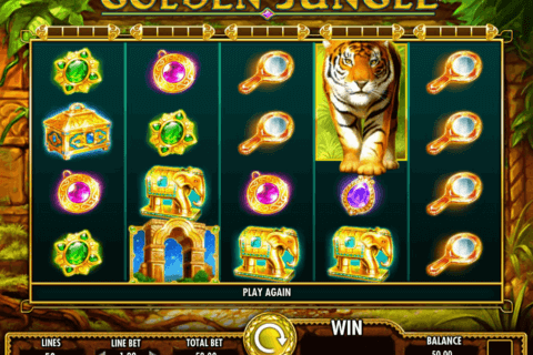 golden jungle igt casino slots