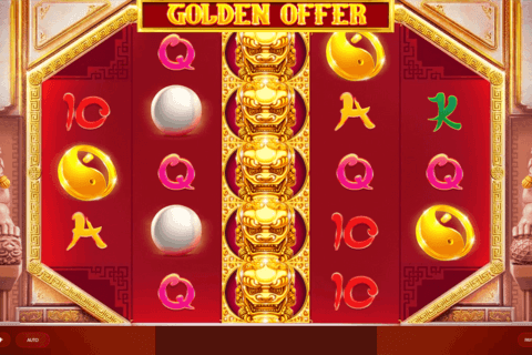 golden offer red tiger casino slots