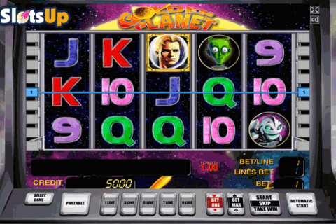 GOLDEN PLANET NOVOMATIC CASINO SLOTS