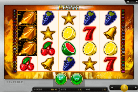 golden rocket merkur casino slots