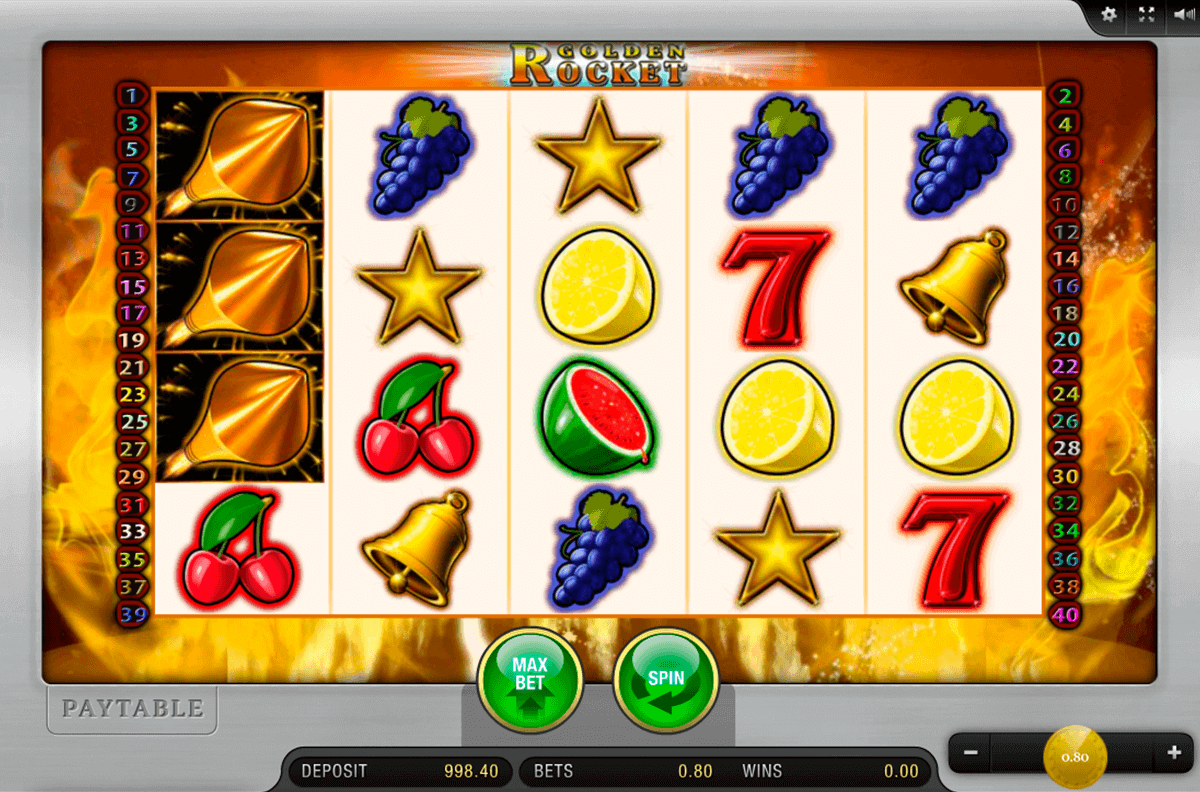 Golden Gate Slot Machine Online ᐈ Merkur™ Casino Slots
