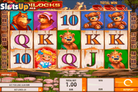 GOLDILOCKS QUICKSPIN CASINO SLOTS