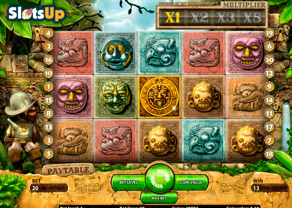 The Explorers Quest Slot - Play Online Video Slots for Free