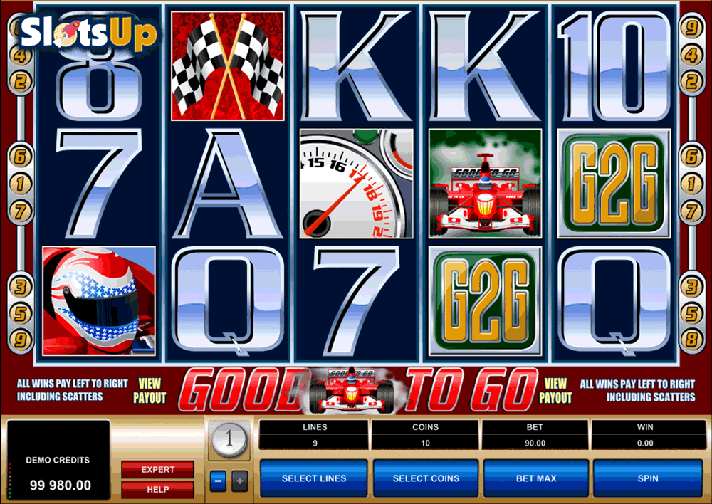 good to go microgaming casino slots