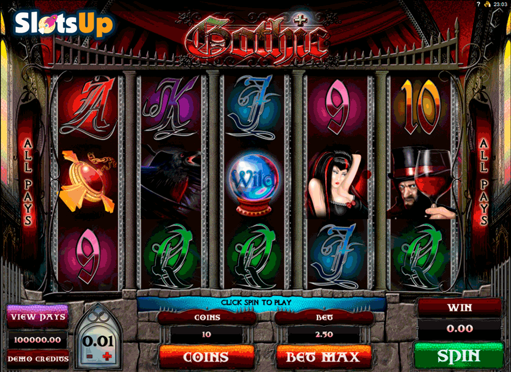 Gothic Slot Machine Online ᐈ Genesis Gaming™ Casino Slots