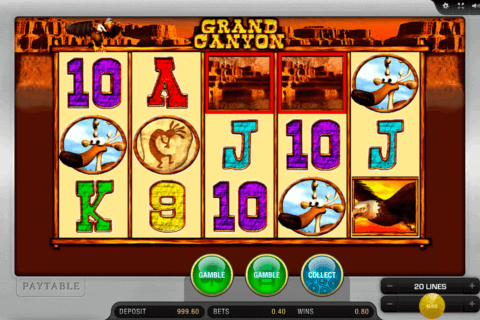 grand canyon merkur casino slots