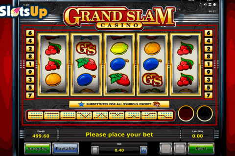 GRAND SLAM NOVOMATIC CASINO SLOTS