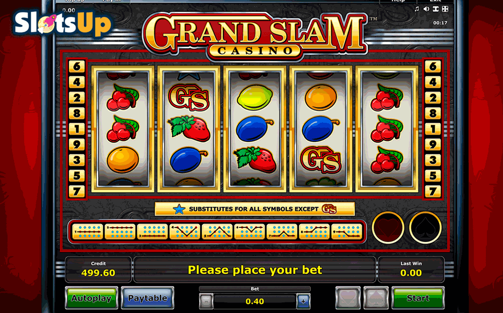 grand online casino slot book of ra free