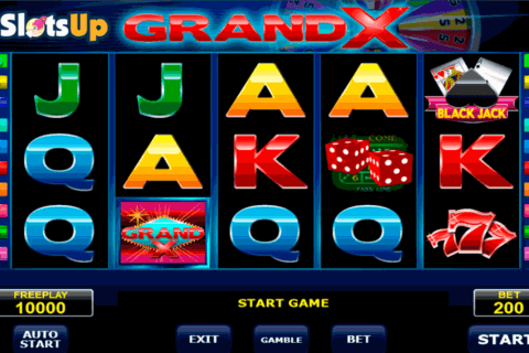 GRANDX AMATIC CASINO SLOTS