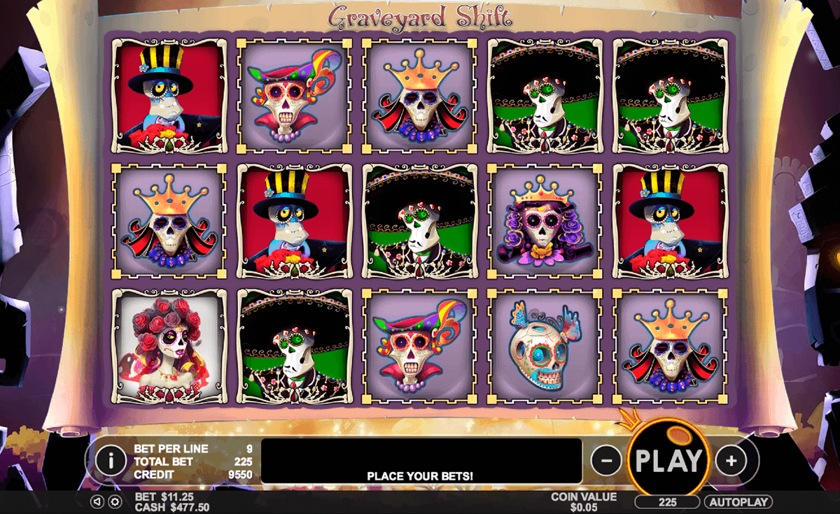 Graveyard Shift Slot Machine Online ᐈ Pragmatic Play™ Casino Slots