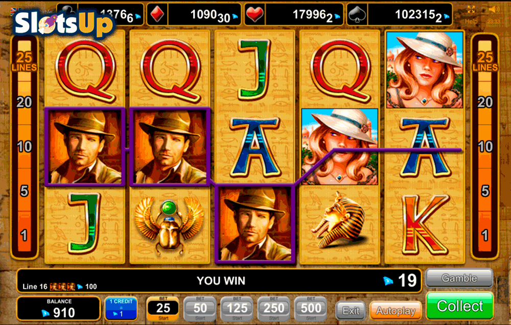 GREAT ADVENTURE EGT CASINO SLOTS