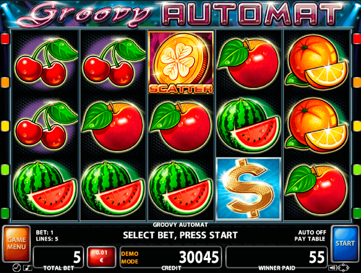Groovy Automat Slot Machine Online ᐈ Casino Technology™ Casino Slots
