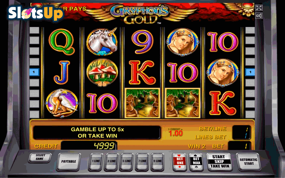 Gryphons Gold™ Slot Machine Game to Play Free in Novomatics Online Casinos