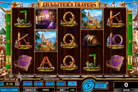 GULLIVERS TRAVELS AMAYA CASINO SLOTS