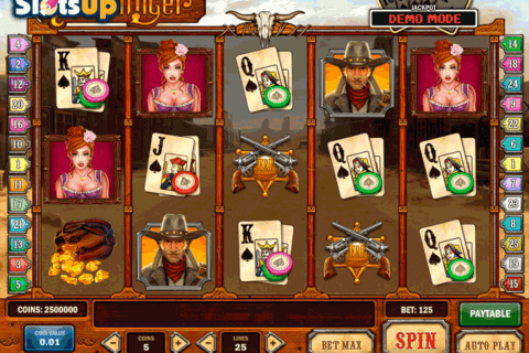 GUNSLINGER PLAYN GO CASINO SLOTS