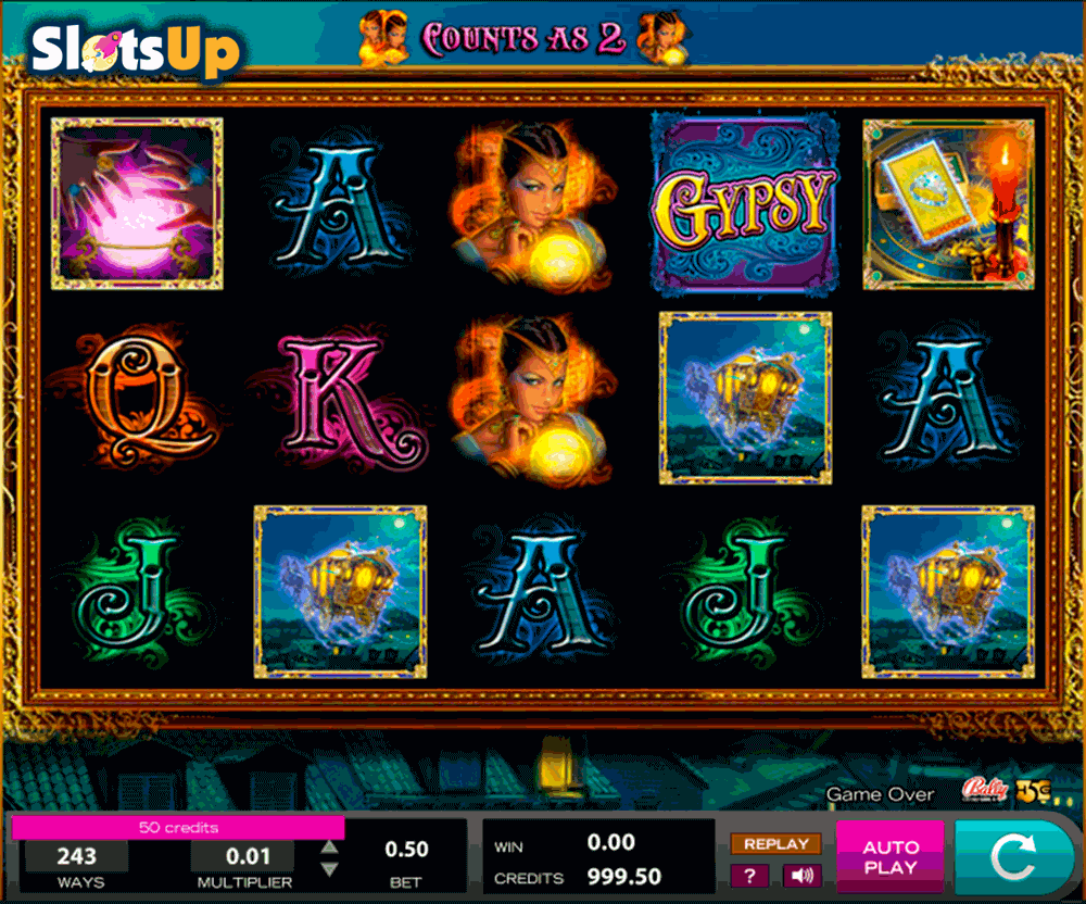 Gypsy Soul Slot - Play Free Casino Slot Machine Games