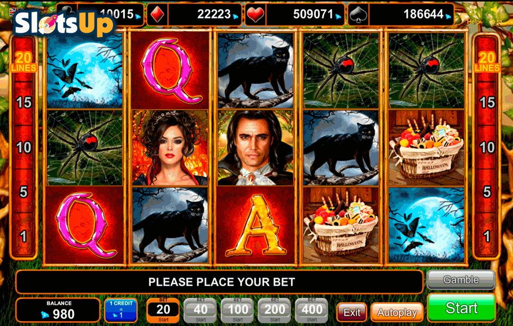 Trick or Treat Slot Machine Online ᐈ Leander Games™ Casino Slots
